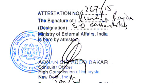 Degree certificate Attestation service for Malaysia in Jaipur, Birth certificate Attestation service for Malaysia in Jaipur, Marriage certificate Attestation service for Malaysia in Jaipur, Commercial certificate Attestation service for Malaysia in Jaipur, Degree certificate legalization service for Malaysia in Jaipur, Birth certificate legalization service for Malaysia in Jaipur, Marriage certificate legalization service for Malaysia in Jaipur, Commercial certificate legalization service for Malaysia in Jaipur, Exports document legalization service for Malaysia in Jaipur, Jaipur issued birth certificate legalization service for Malaysia, Jaipur issued Degree certificate legalization service for Malaysia, Jaipur issued Marriage certificate legalization service for Malaysia, Jaipur issued Birth certificate legalization for Malaysia, Jaipur issued Degree certificate legalization for Malaysia, Jaipur issued Marriage certificate legalization for Malaysia, Jaipur issued Diploma certificate legalization for Malaysia, Jaipur issued PCC legalization for Malaysia, Jaipur issued Affidavit legalization for Malaysia,