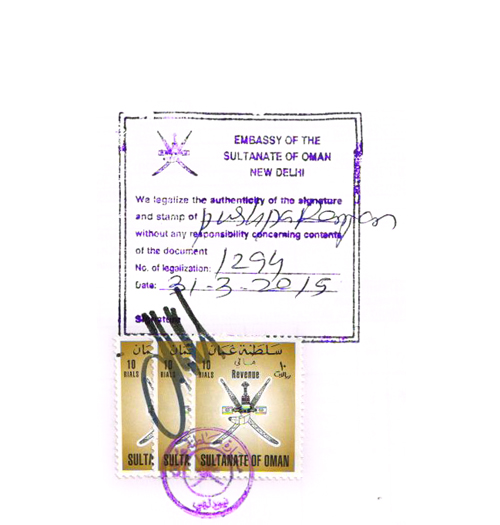 Degree, Birth, Commercial Certificate/document Apostille